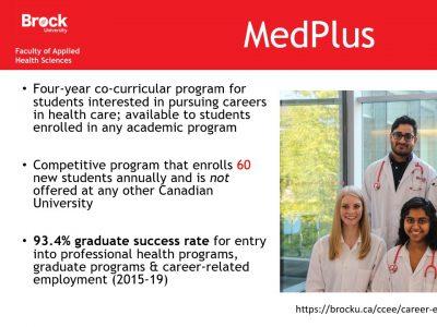 Health Sciences MedPlus Slide