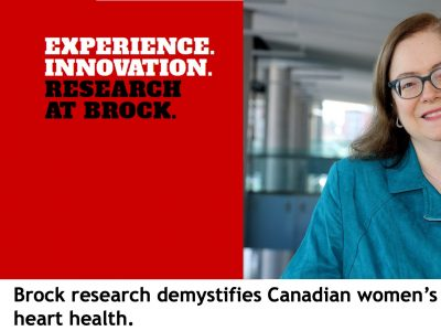 Brock researcher
