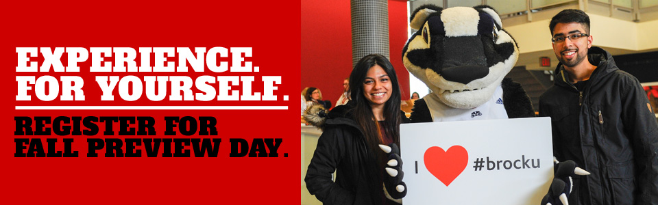 Register for Fall Preview Day