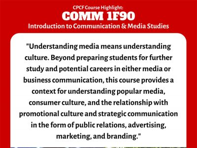 Communications Course Highlight