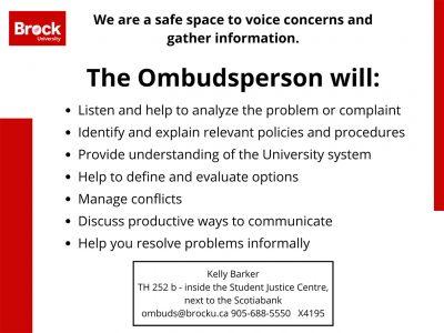 Ombudsperson Slide