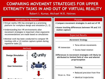Movement strategies research