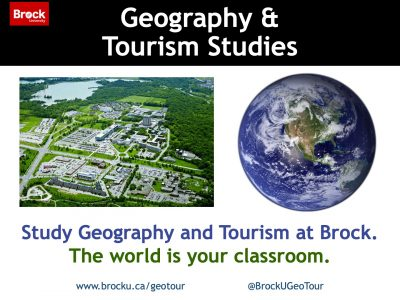 Study Geography & Tourism slide