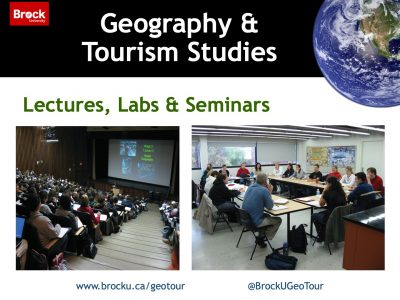 Geography and Tourism Studies Lectures Slide