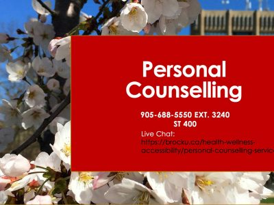 Personal Counselling phone, location and Live Chat