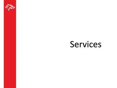 BUSU Services Slide