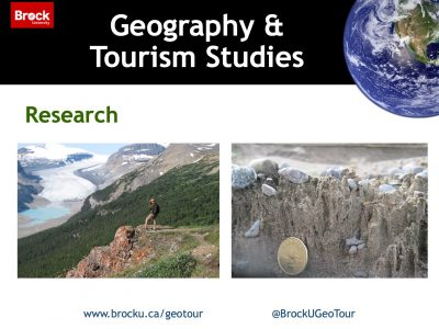 Geography and Tourism Studies Research Slide