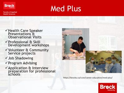 More information on Med Plus