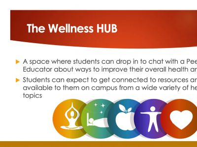 Information about The Wellness Hub