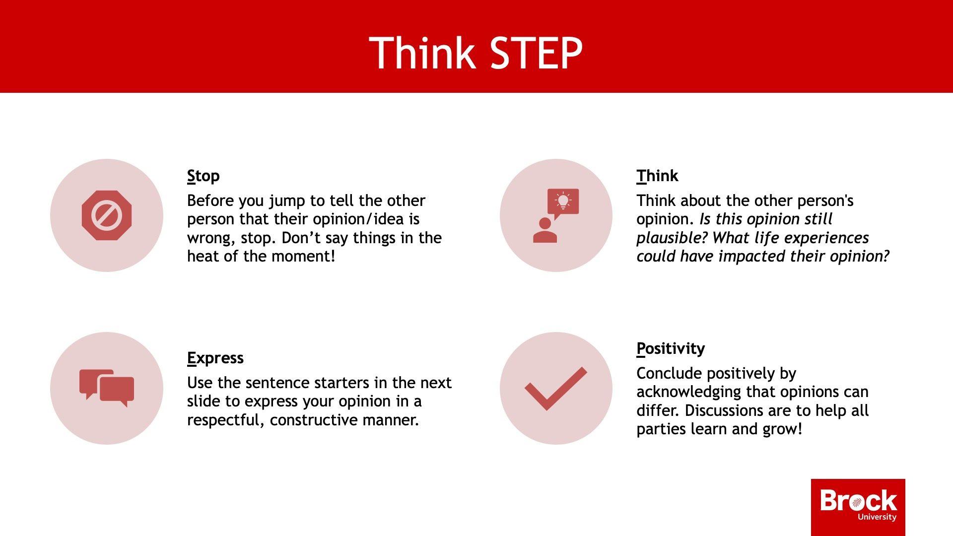 Think STEP