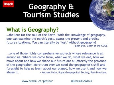What is Geography slide continued