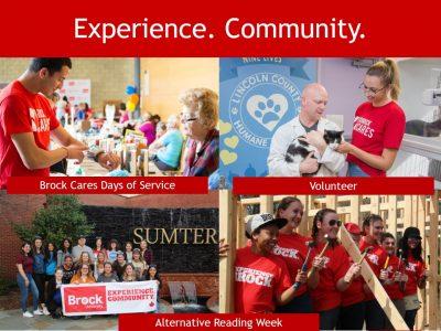 Student Life Community Slide
