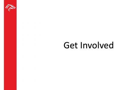 BUSU Get Involved Slide