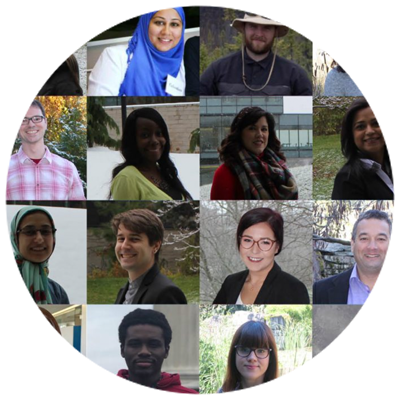 Some of our Graduate students
