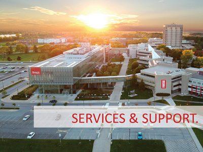 Transfer Services & Support Slide