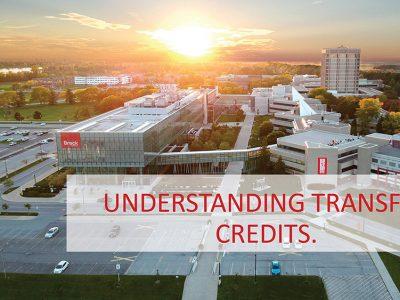 Transfer Credits Slide